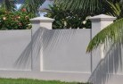 Acacia Park Barrier wall fencing 1